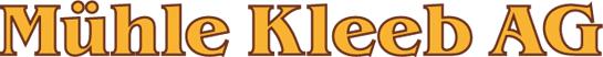 Mühle Kleeb AG