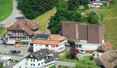 Standort Mühle Rüegsbach